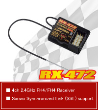 NEW PRODUCTS SUPER RX-472