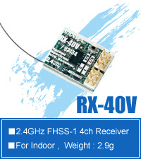 NEW PRODUCTS RX-40V