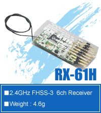 NEW PRODUCTS RX-61H