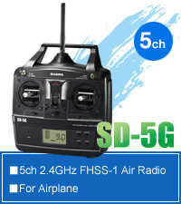 NEW PRODUCTS SD-5G
